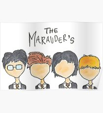 The Marauder's Poster