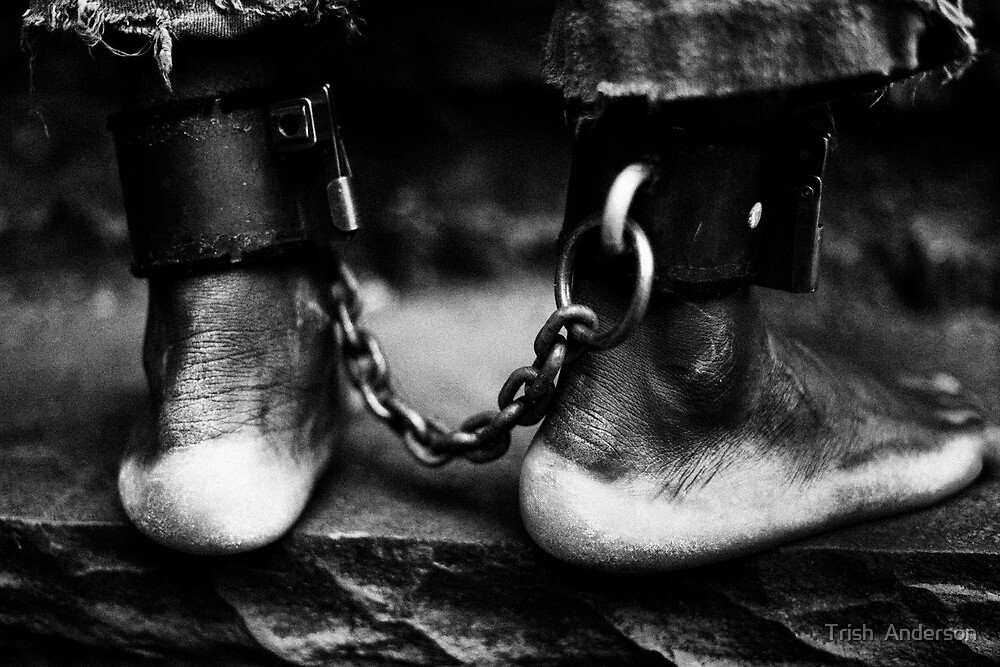 Chains by Trish  Anderson