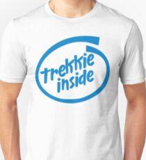 Trekkie Inside Unisex T-Shirt