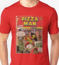 Golden Age Pizza Man Unisex T-Shirt