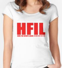 HFIL Dragonball Tee Women's Fitted Scoop T-Shirt