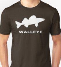 WALLEYE. JUST WALLEYE Unisex T-Shirt