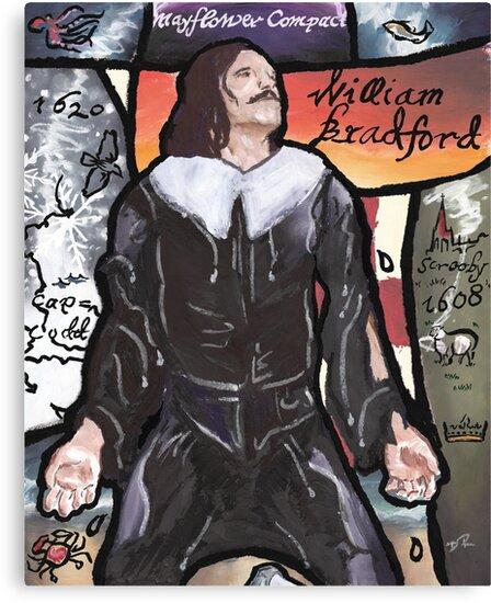 Life of William Bradford by Douglas Rickard