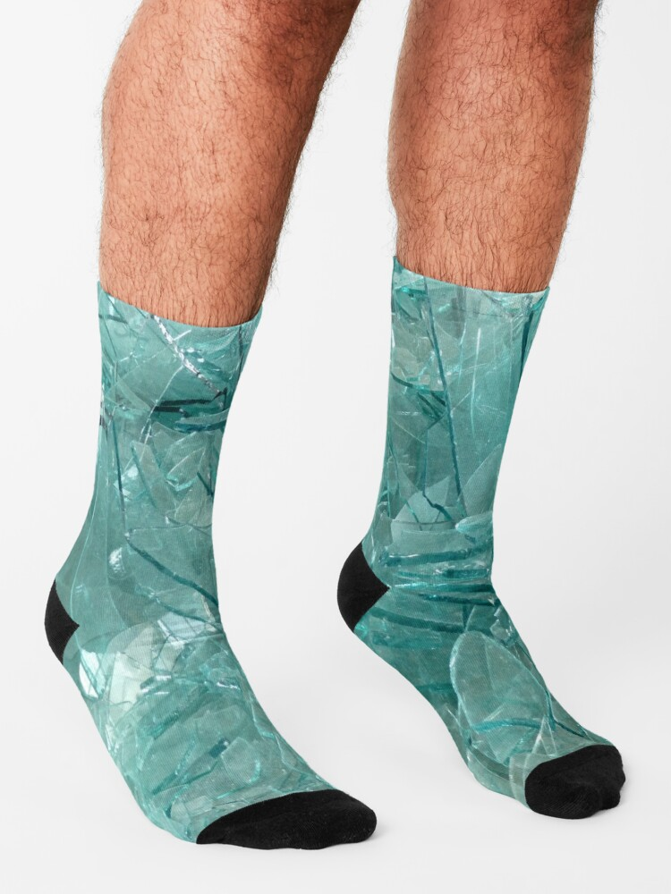 Alternate view of Broken Glass Socks