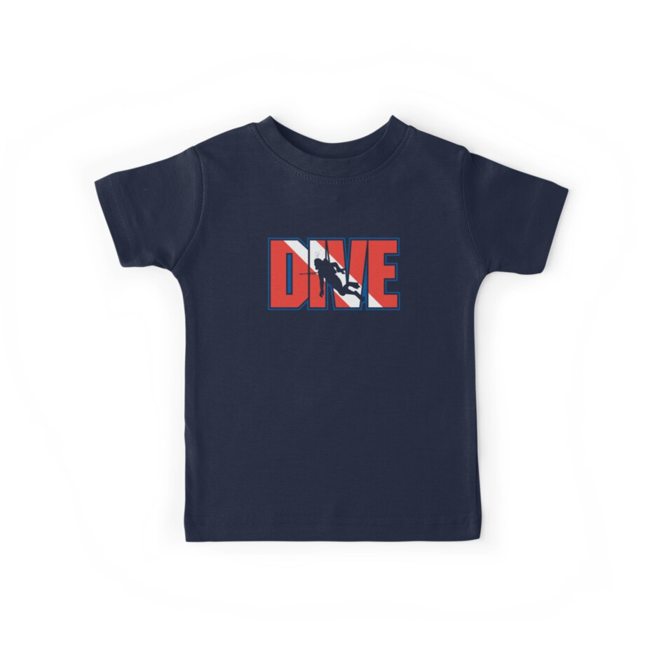 SCUBA Dive by SportsT-Shirts