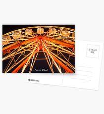 Fairest Wheel Postcards