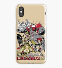 LEGENDS OF THE 80´S iPhone Case