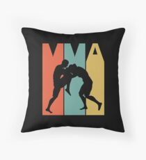 Vintage MMA Mixed Martial Arts Bodenkissen