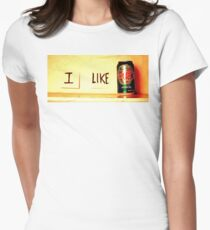 I Like Ginger Ale Women's Fitted T-Shirt