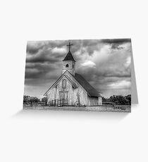 House of Worship Greeting Card