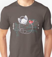 Feel the Music Unisex T-Shirt