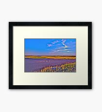 The Prairies Framed Print