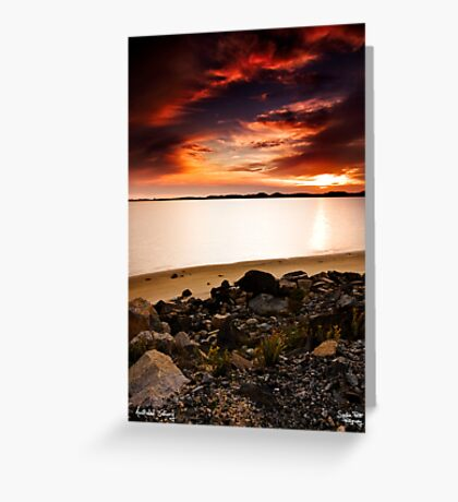 Leschenault Estuary Greeting Card