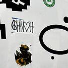 Graffiti Panorama by Lindsey W