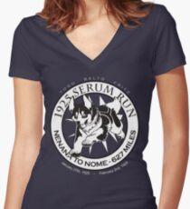 1925 Serum Run Women's Fitted V-Neck T-Shirt