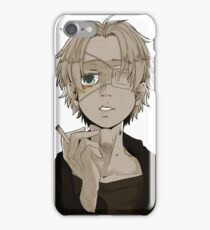 Wallace iPhone Case/Skin