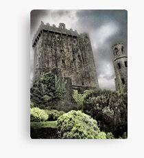 Blarney Castle, Second View Canvas Print