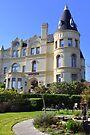 Manresa Castle by Emilie Trammell