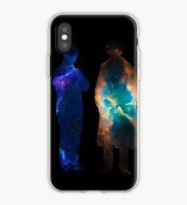 Sherlock Galaxies iPhone Case