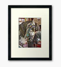 The Zoo: Sanford, Florida Framed Print