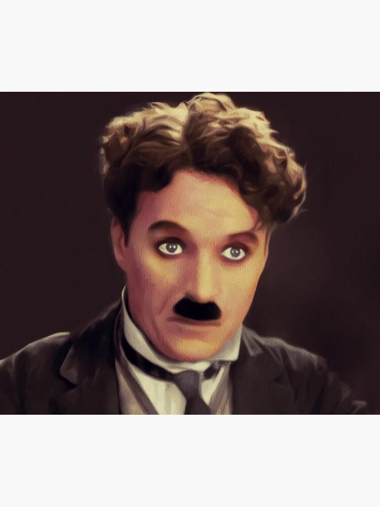 Charlie Chaplin, Hollywood Legend by SerpentFilms