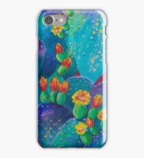 Joyful Prickly Pear iPhone Case/Skin