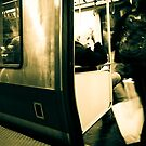 Subway Ride by Lindsey W