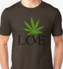 Love Marijuana Cannabis T-Shirt