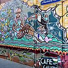 Rankins Lane, Melbourne by Nicole a Alley