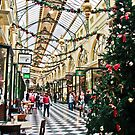 The Royal Arcade, Melbourne by Nicole a Alley