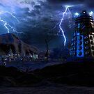 Stormy Skaro by dalek6388