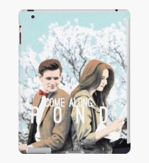 Amelia and Her Doctor iPad Case/Skin