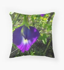 Best of Blue Throw Pillow