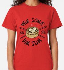 You Win Some You Dim Sum // Cute Funny Food Pattern  Classic T-Shirt