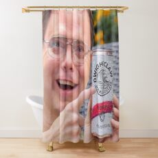 special drink Shower Curtain