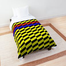 Race Car Comforter