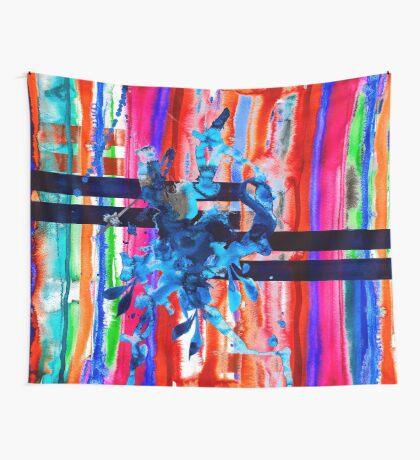 BAANTAL / Lines Wall Tapestry