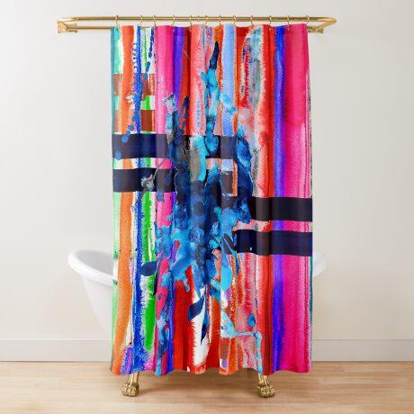 BAANTAL / Lines Shower Curtain