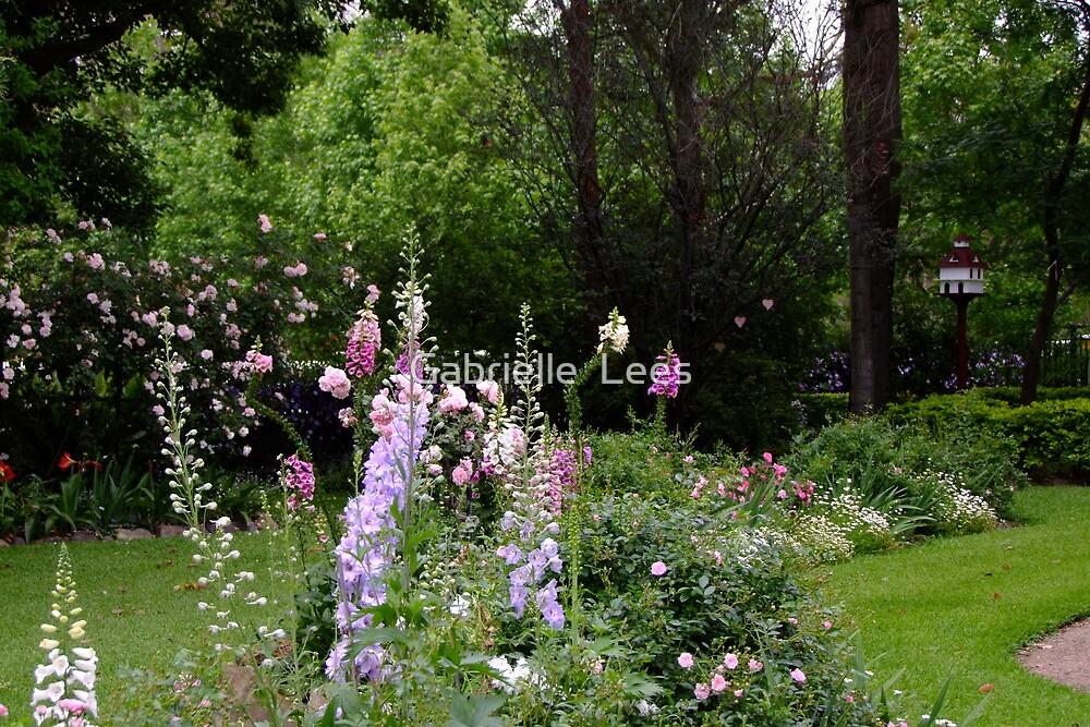 Springtime Flowers! by Gabrielle  Lees