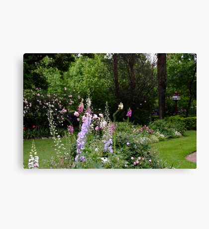 Springtime Flowers! Canvas Print