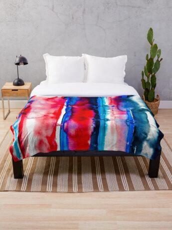 BAANTAL / Lust Throw Blanket