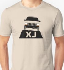 Jeep Cherokee XJ Off Road Unisex T-Shirt