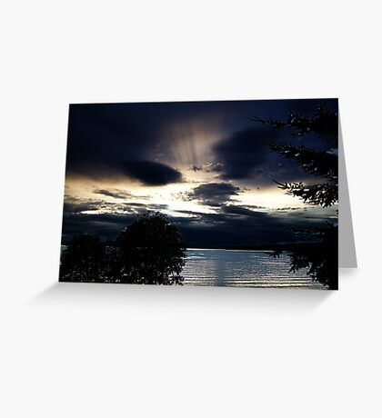 Skylight Greeting Card