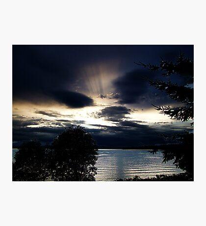 Skylight Photographic Print