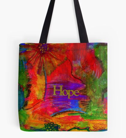 Brighter Days Ahead Tote Bag