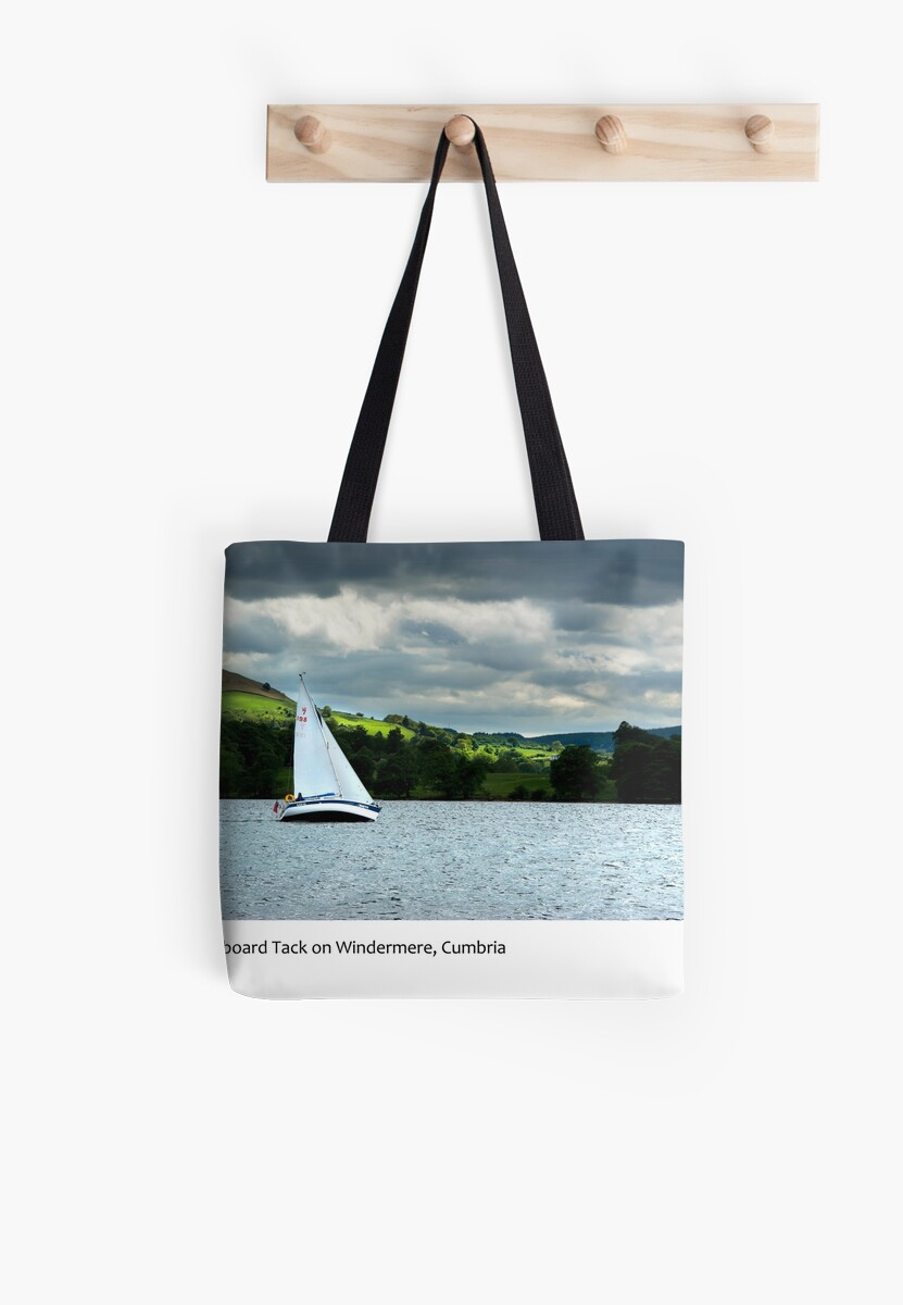 UK - Starboard tack on Windermere by macondo