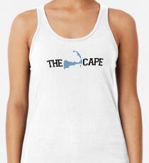 Cape Cod. Racerback Tank Top