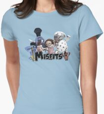 Misfit Toys Womens Fitted T-Shirt