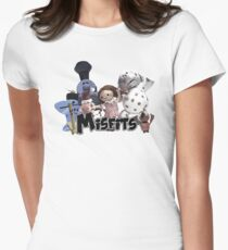 Misfit Toys Women's Fitted T-Shirt