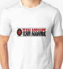 TEAM ASSANGE Unisex T-Shirt